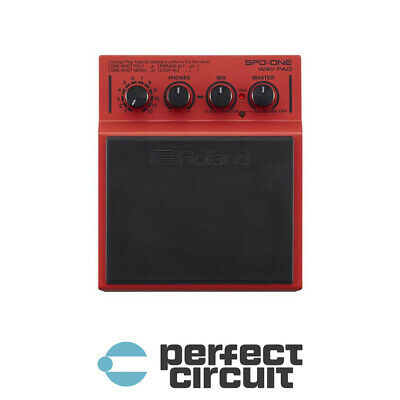 Roland SPD-ONE WAV Percussion DRUM PAD - NEW - PERFECT CIRCUIT • 187.66£