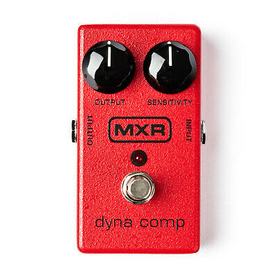 Jim Dunlop MXR M102 Dyna Comp Guitar Effects Pedal  • 84.99£