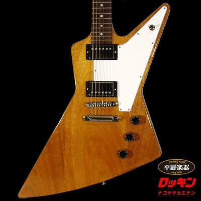 Gibson Explorer 2018 Antique Natural Rare Beutiful JAPAN EMS F/S* • 1,546.50£