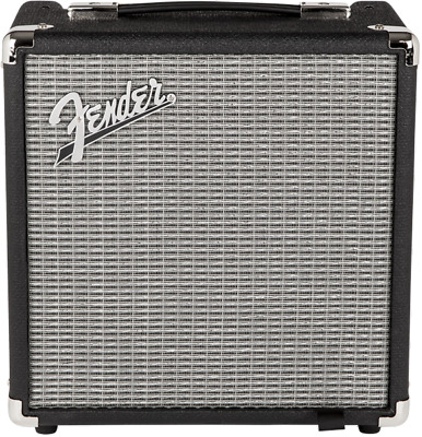 Fender Rumble 15 Bass Guitar Amp V3 • 99£