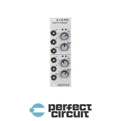 Doepfer A-133-2 Dual Voltage Controlled VCA//Polarizer//Inverter//Ring Modulator...