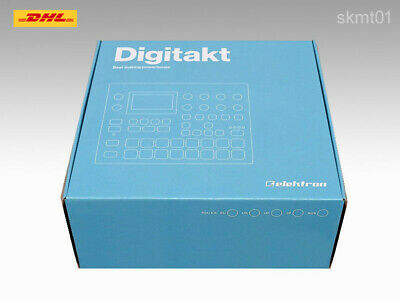 Elektron Electron / Digitakt DDS-8 Digital Drum Machines DHL NEW • 965.21£