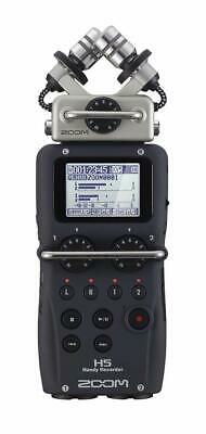 F/S NEW Zoom H5 Black Handy PCM Field Recorder from Japan