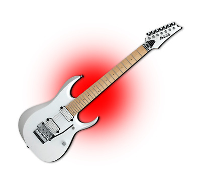 Ibanez Prestige RGD3127 7 String Electric Guitar Pearl White Flat New & Unplayed • 1,212.61£