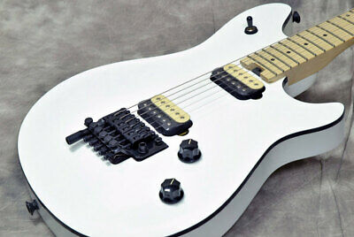 EVH Wolfgang Special Maple Fingerboard Polar White Popular EMS F / S • 1,601.16£