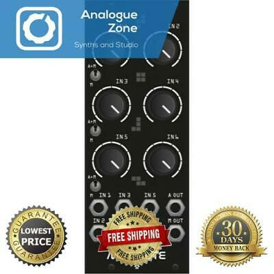 Erica Synths - Drum Mixer Lite *NEW* [AnalogueZone] • 153£