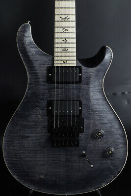 Paul Reed Smith DW CE 24  Floyd  Limited Edition Gray Black Rare EMS F/S • 3,360.11£