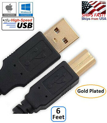 USB CABLE FOR KORG CONTROLLER K25 K49 K61 MICROX MS20IC MicroKEY Air. SHIPS FAST • 2.85£