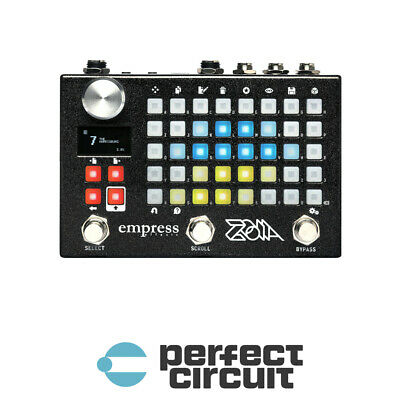 Empress ZOIA Modular Effect Generator Pedal EFFECTS - NEW - PERFECT CIRCUIT • 357.07£