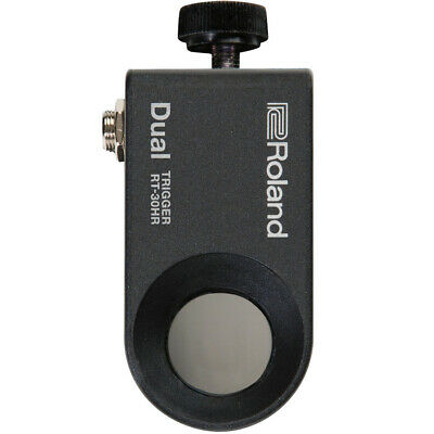 Roland RT-30HR Dual Zone Acoustic Drum Trigger, New! • 77.57£