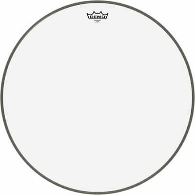 Remo Emperor Clear 24  Bass Drum Head • 41.19£