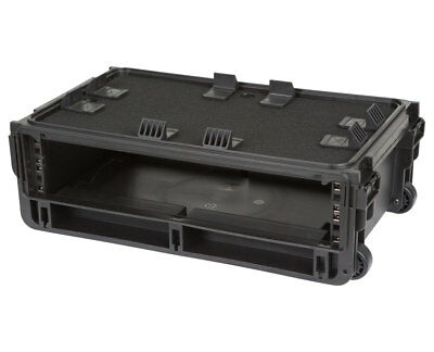 SKB 1SKB-iSF2U Laptop/2U Rack With Wheels And Pull Handle Injection Molded • 206.81£