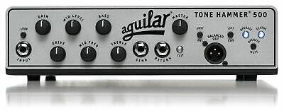 Aguilar Amplifier Tone Hammer 500 Super Light Bass Amp Head • 725£
