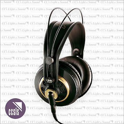 AKG K240S Studio Standard Semi-Open Professional Headphones • 96.71£