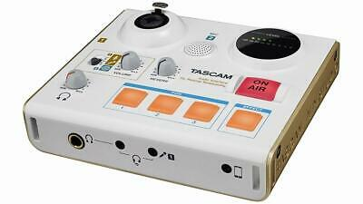 TASCAM Tascam Household Broadcasting Equipment USB Audio Interface MiNiSTUDI • 64.57£