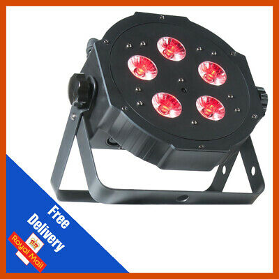 ADJ Mega TriPar Profile Plus LED RGB UV ParCan DMX Uplighter Lighting • 69£