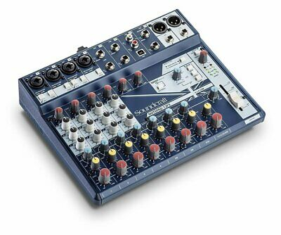 Soundcraft Notepad-12FX Small-Format Analog Mixing Console • 134.13£