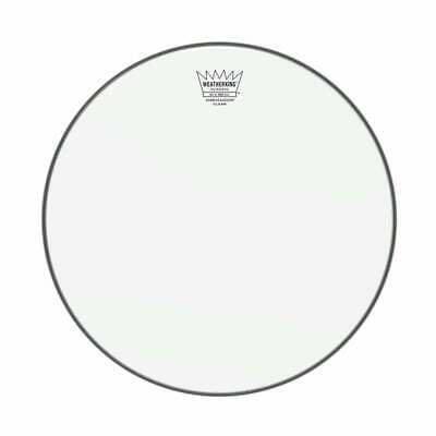 Remo Classic Fit Ambassador Clear Drum Heads • 21.11£