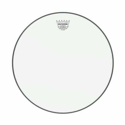 Remo Classic Fit Ambassador Clear Drum Heads • 22.95£