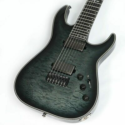 SCHECTER HELLRAISER HYBRID C-7 TBB AD-C-7-HR-HB Japan Rare Beautiful EMS F/S • 825.84£