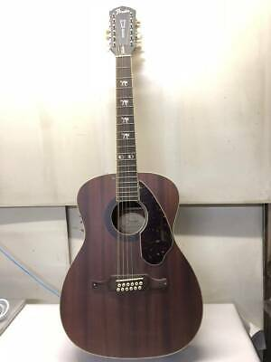 Fender Tim Armstrong Hellcat Acoustic 12 JAPAN Beautiful Rare EMS F/S* • 957.59£