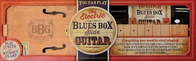 The Electric Blues Box Slide Guitar Kit Instrument Pack 9781743677582 • 32.80£