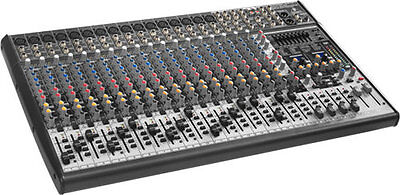 NEW Behringer SX2442FX 24-Channel Mixer Board W/ Effects & Feedback Detection • 490.63£