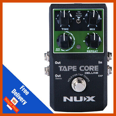 NUX Tape Core Deluxe Tape Echo Pedal • 60.89£