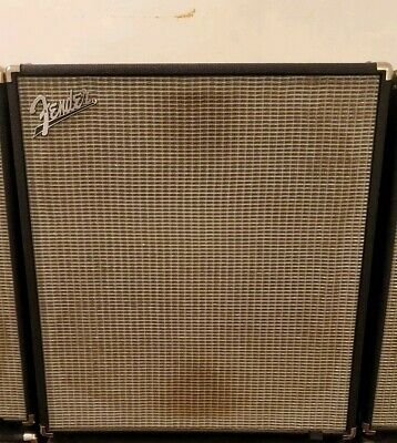 Fender RUMBLE 410 1000W 4x10 Bass Speaker Cabinet  • 146.12£