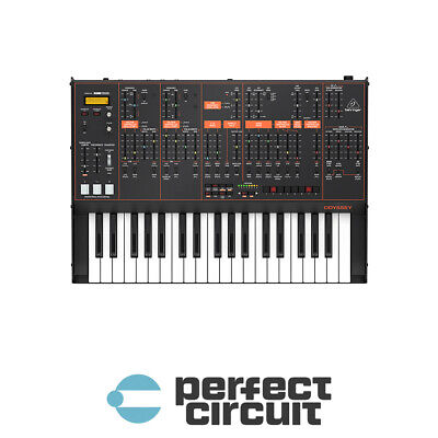 Behringer Odyssey Analog Synth Keyboard SYNTHESIZER - NEW - PERFECT CIRCUIT • 480.46£