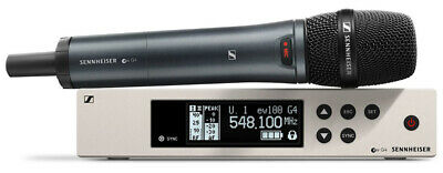 SENNHEISER Ew100 G4-835-S-E Vocal Handheld E-Band • 535.49£