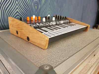 Recessed Solid Oak Wooden Stand For Arturia Microfreak Synth • 46£