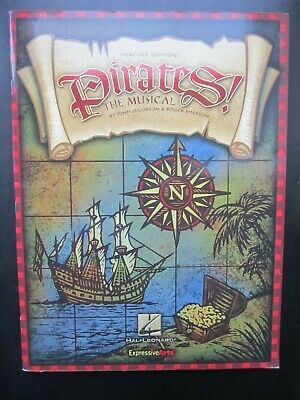 PIRATES the Musical *NEW* Publisher Hal Leonard