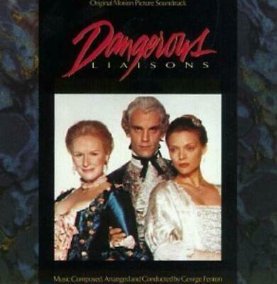 Various : Dangerous Liaisons CD Value Guaranteed From EBay's Biggest Seller! • 13.24£