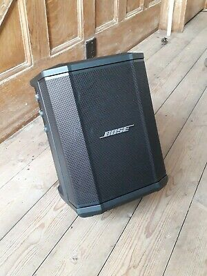 Bose S1 Pro System Bluetooth Speaker - Black • 367£