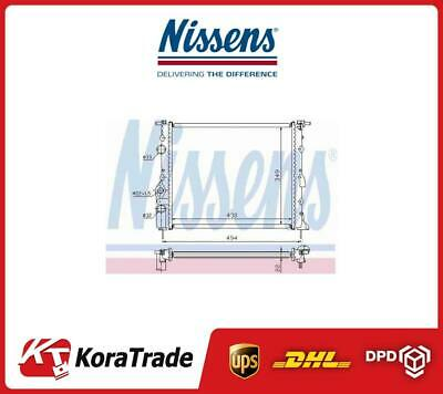 639371 Nissens Oe Quality Engine Water Radiator • 53£