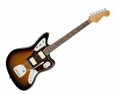 Fender Kurt Cobain Jaguar - 3-Color Sunburst W/ Rosewood FB • 999.26£