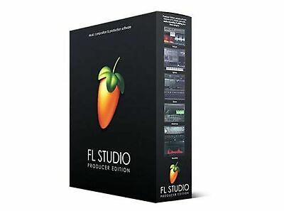 Image Line FL Studio 20 Producer Edition • 219.99£