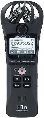 Zoom H1n/UK Handy Recorder • 129.99£