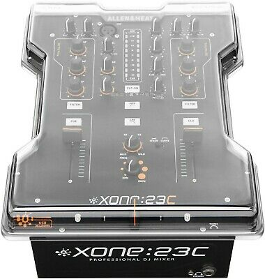 Decksaver DSLE-PC-XONE23 Allen And Heath LE Dust Cover Case • 47.99£