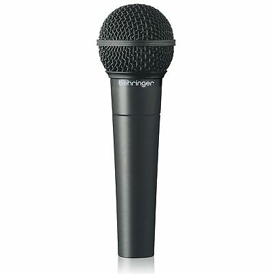 Behringer XM8500 Ultravoice Dynamic Cardioid Vocal Microphone • 44.99£