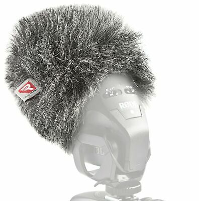 Rycote 055430 Mini Windjammer For Rode Stereo VideoMic Pro • 55.99£