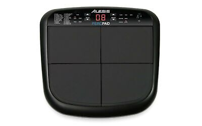 Alesis PERCPAD - Compact, Four-Pad Percussion Instrument, MIDI Output, Built-... • 112.99£