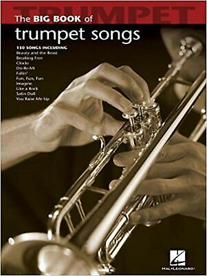 Big Book Of Trumpet Songs (Big Book (Hal Leonard)) • 29.99£