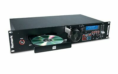 Numark MP103USB | Rackmount USB And CD Player With Dedicated Pitch And Master... • 300.99£