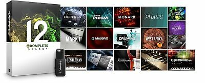 Native Instruments Komplete 12 Select Select Software Suite • 225.99£