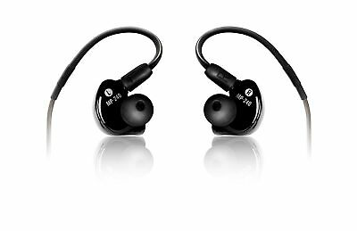 Mackie Mp-240 Professional In-Ear Monitors With Dual Hybrid Driver, Black • 209.99£