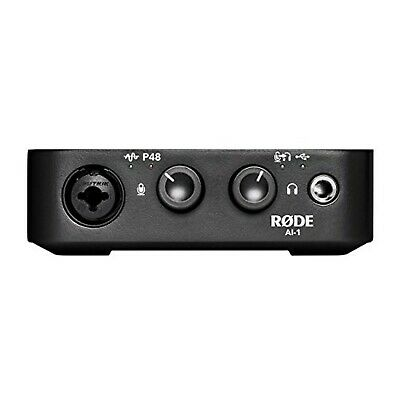 Rode AI-1 Single Channel USB Audio Interface • 149.99£