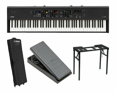 Yamaha CP88 Stage Piano W/ FC7 Volume Pedal + YSCCP88 Music Rest + Gator Stand • 1,970.45£