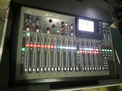 Behringer X32 Digital Mixer With Flight Case Warehouse Case With Dog Box • 1,350£
